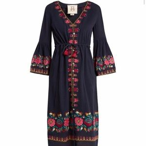Dresses & Skirts - Embroidered Figue Dress